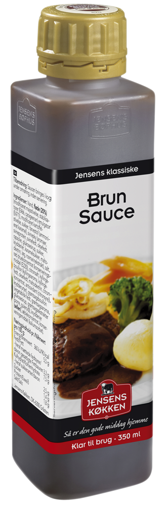 Klassisk Brun Sauce