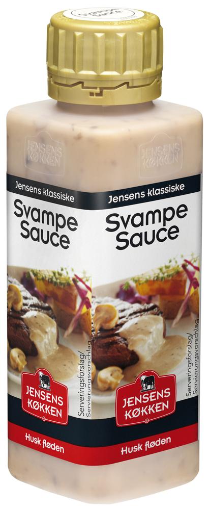 Svampe sauce