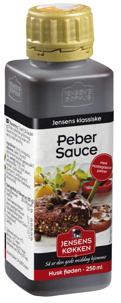 Peber Sauce